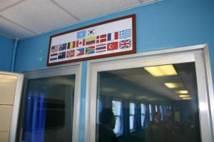 Nations, including New Zealand, which support the United Nations mission in the Republic of Korea (South)